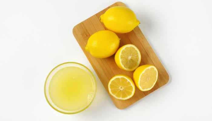 citrus juice for weed control
