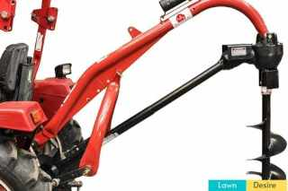 Best Post Hole Digger for Tractor