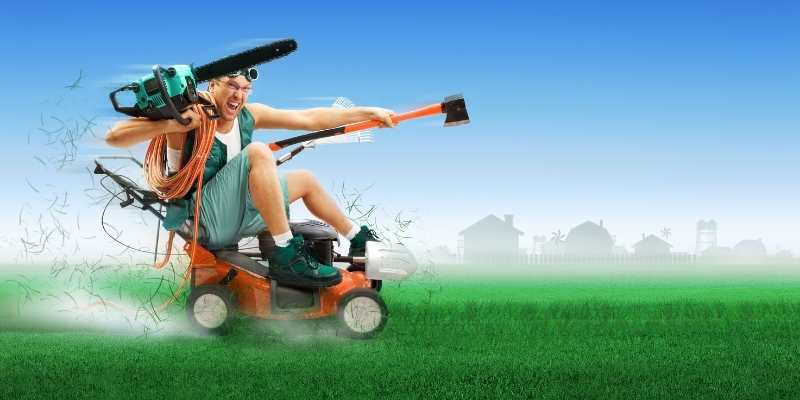 Best Lawn Mower Games