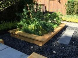 accoya chefs garden contractors vancouver, raised beds vancouver
