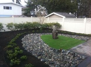 Artifical turf can look fantastic