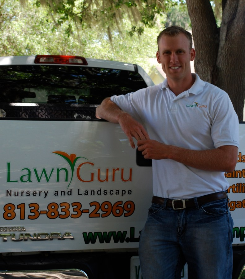 Lawn Guru the Lawn Care Irrigaiton Maintenance Sprinkler Repair Landscape Sod Valrico Lithia