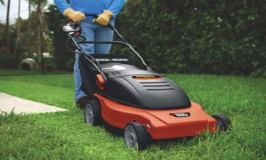 Black & Decker CM1936 19-Inch 36-Volt Cordless Electric Lawn Mower – Best Electric Lawn Mower for Small Lawns