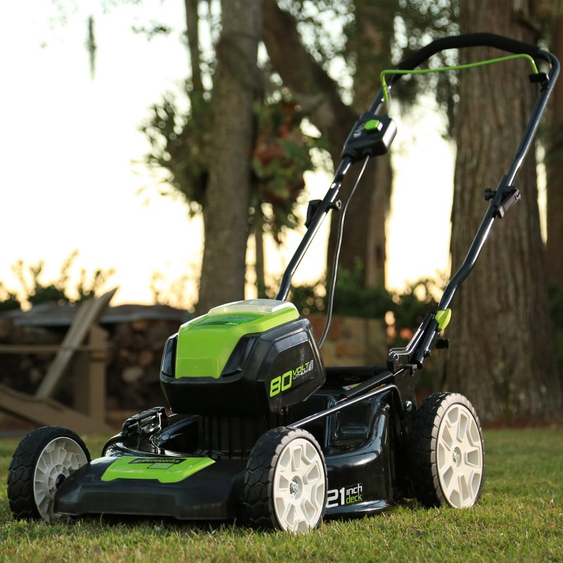 Troubleshoot and Resolve Greenworks Lawn Mower Problems - Lawn Tools