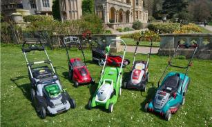 Corded Electric Lawn Mowers