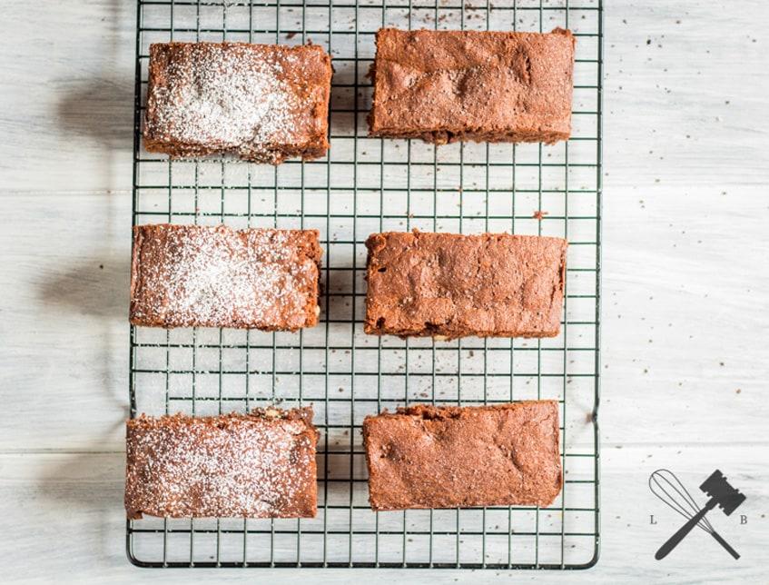 Schneller Nutella Schokokuchen Law Of Baking