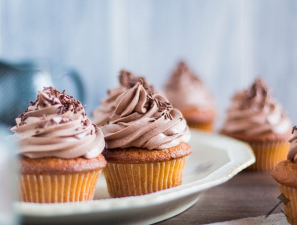 5 Spices Cupcakes