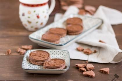 Weiche Schokoladenkekse