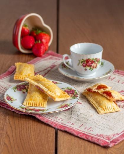 Erdbeeren Poptarts