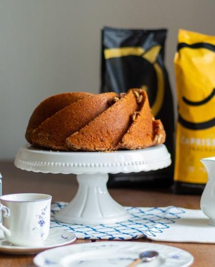 Kaffee-Streuselkuchen