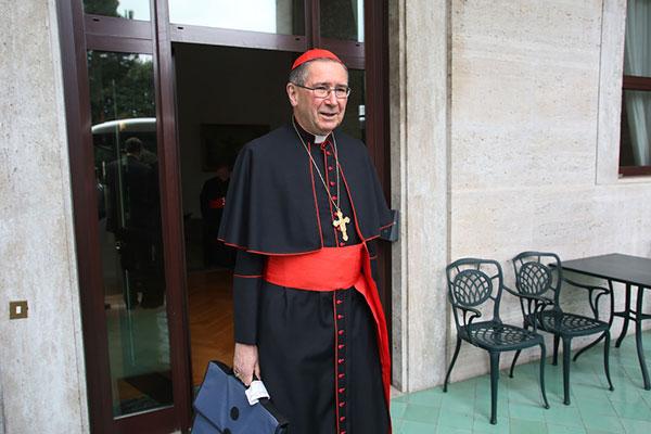 Cardinal Roger Mahony, Los Angeles Archdiocese, Vatican, Catholic Church