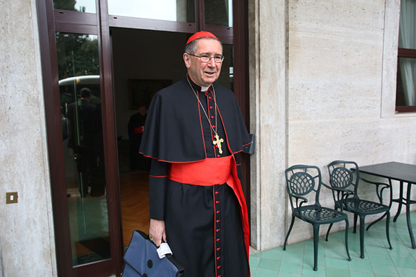 Cardinal Roger Mahony, Los Angeles Archdiocese, Vatican, Catholic Church