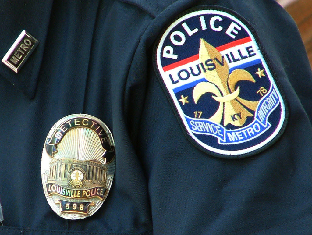 Image result for Louisville Police Dept