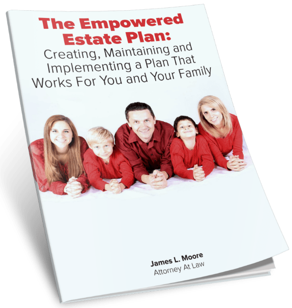 The Empowered Estate Plan Book Cover