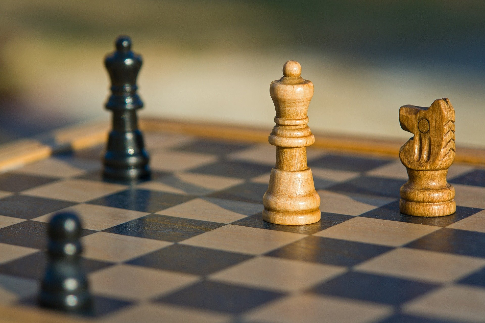 Social media talk about chess Confuses Chess Chat for Racist Rants