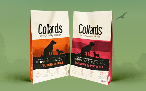 Collards Dog Food