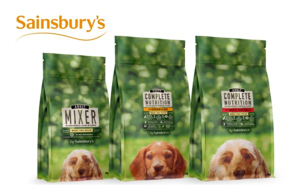 Sainsbury's Complete Pet Food