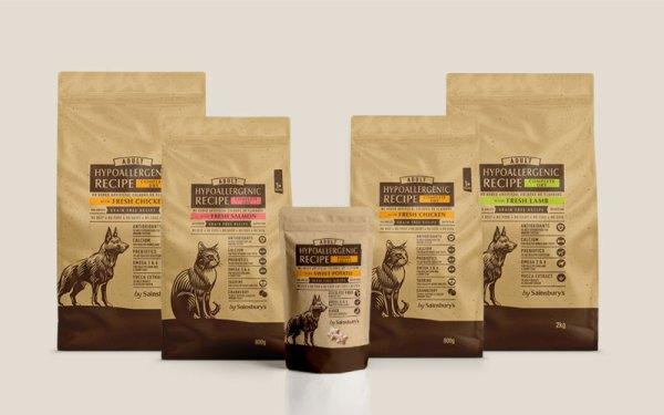 Sainsbury's Hypoallergenic Pet Food