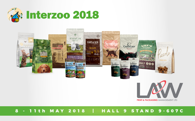 Law Print Pack at Interzoo 2018