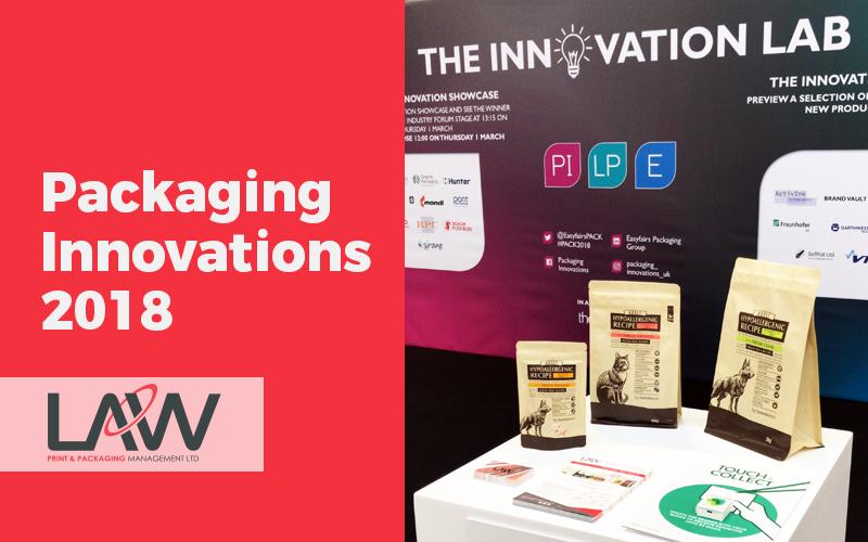 Packaging Innovations 2018