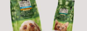 Sainsburys Complete Dry Dog Food 2 Law Print Pack
