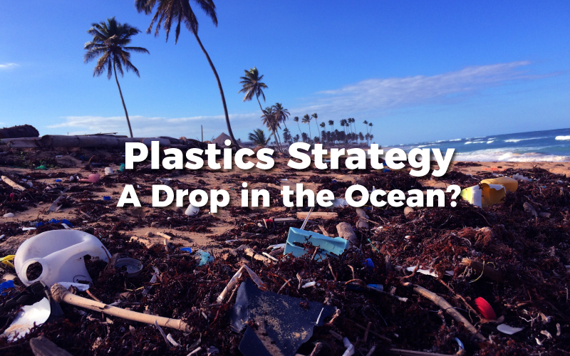 EU Plastics Strategy a Drop in The Ocean