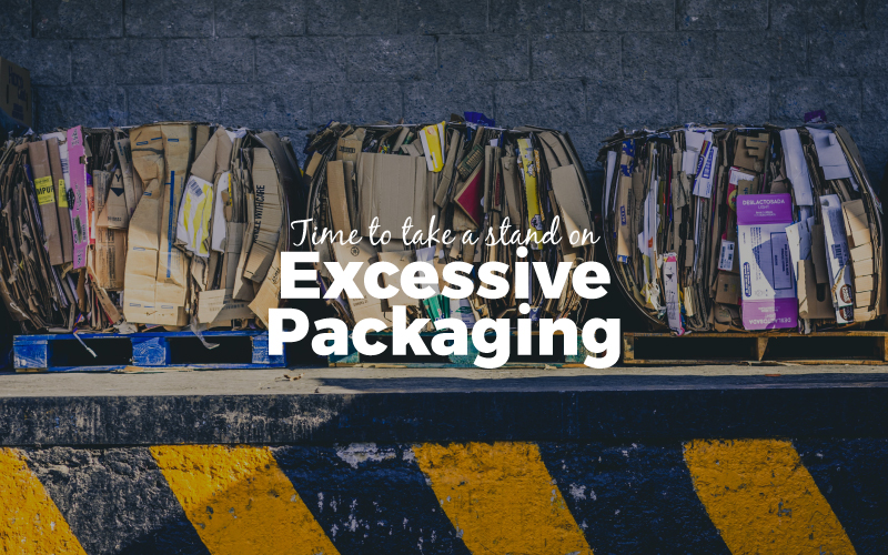 Excessive Packaging Law Print Pack