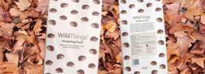 WildThings Hedgehog Packaging