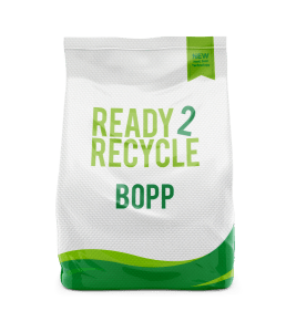 sustainable & recyclable packaging - BOPP