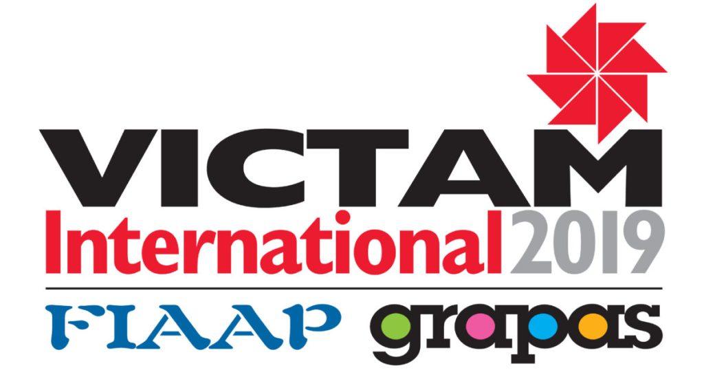 Victam International 2019 Logo