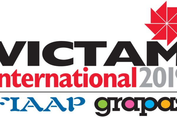 Victam International 2019 Logo