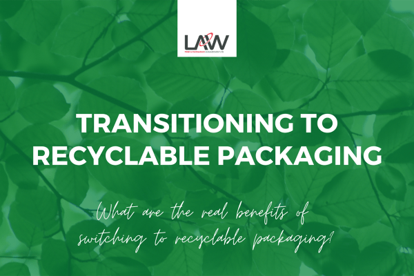 Transitioning to Recyclable Packaging