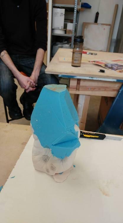 hand casting 12