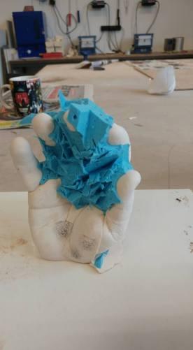 hand casting 18