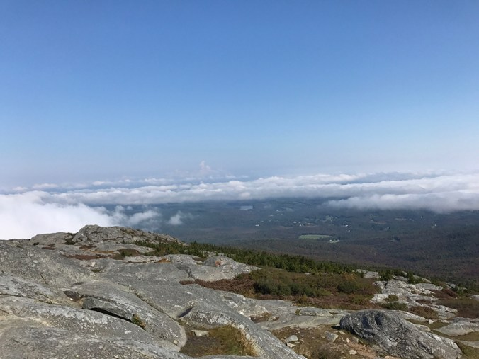 Monadnock, Lawrence Academy, Mountain Day
