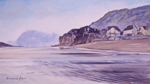 Sidmouth Shore by Lawrence Dyer co uk LDSIDS2015