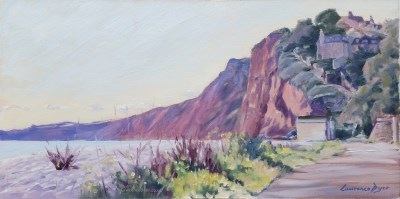 Budleigh Salterton by Lawrence Dyer