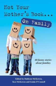 not you're mother's book on family, amazon, kindle, humor