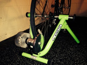 Kinetic Road Machine Trainer