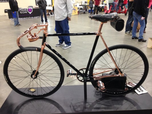 Detroit Bicycle Company bike