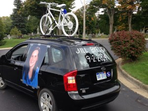 Jill Byelich Tribute Ride