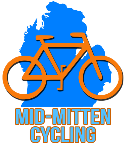 Mid-Mitten Cycling Map
