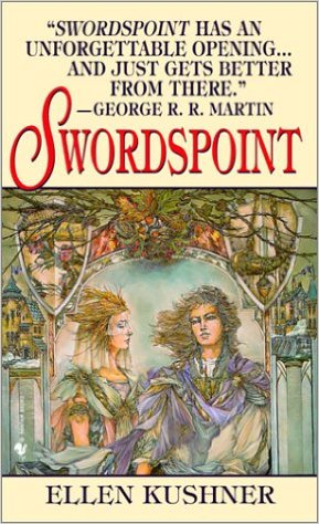 cover of Swordspoint