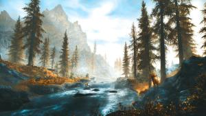 White River near Skyrim