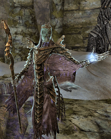 Pic of the Dragon Priest Rahgot