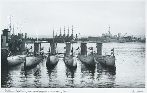 Weddiden_flotilla