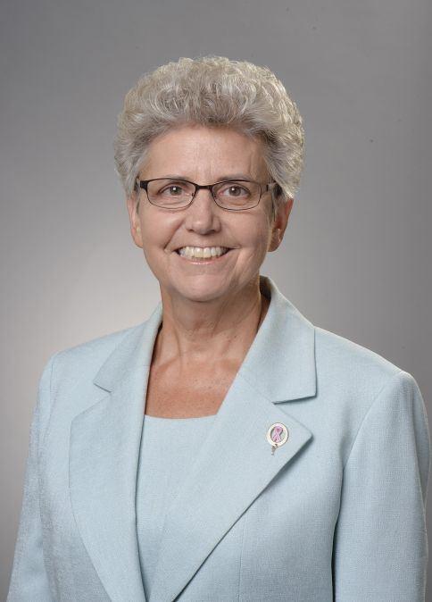 Judy Johnstone - Mayor of Lawrenceville