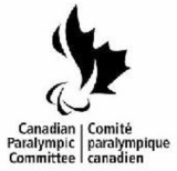 Canadian Paralympic Committee mark