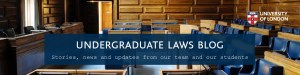 Undergraduate Laws Blog. Stories news and updates from our team and our students