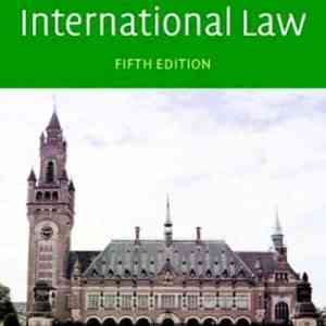 International Law 5th Edition Malcolm M Shaw